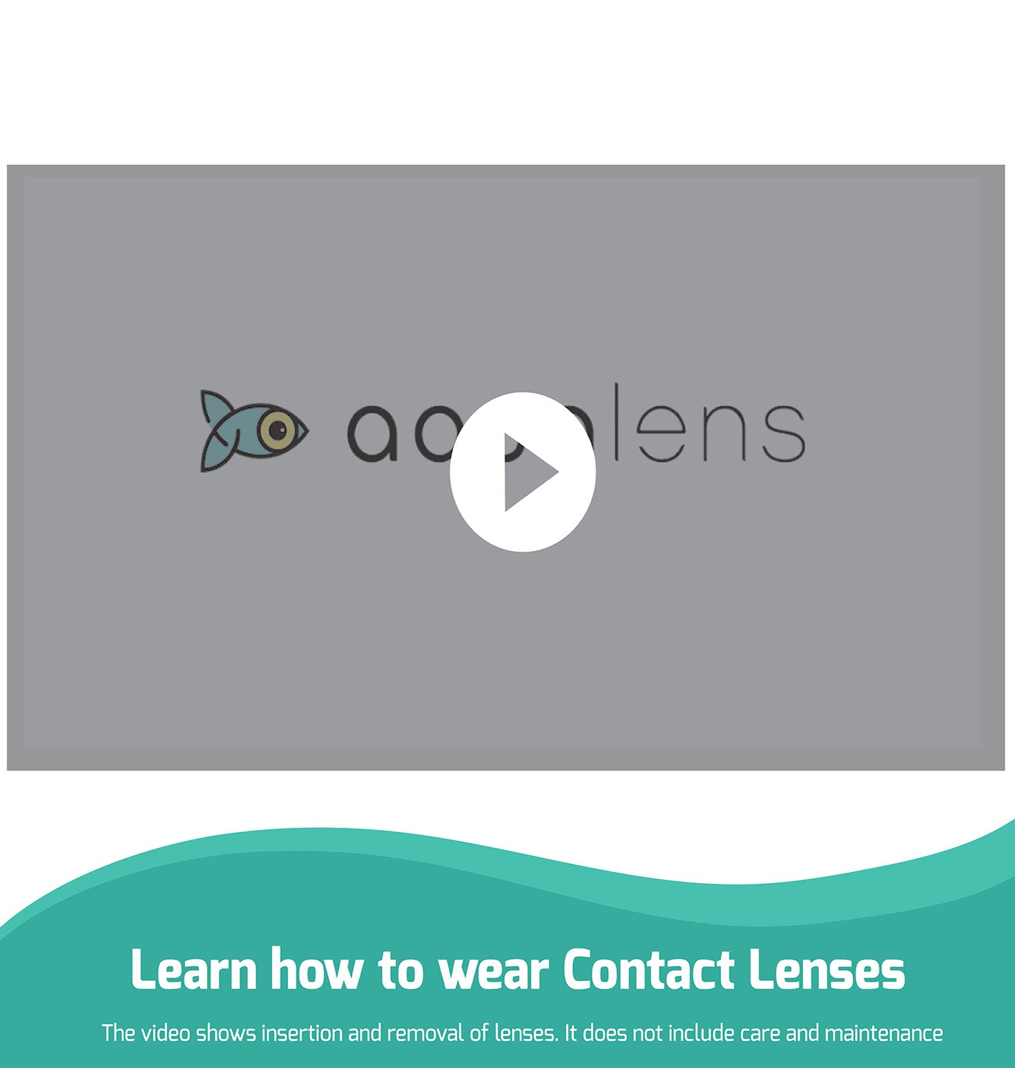 learn to wear contact lenses