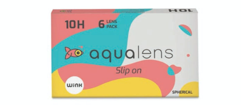 Aqualens 10H Monthly