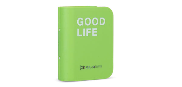 Good Life Green K1702 Designer Contact Lens Case