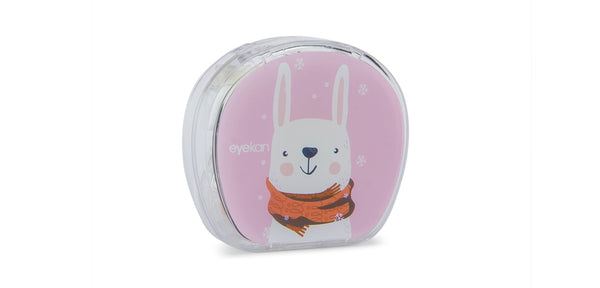 Rabit K1816 Designer Contact Lens Case