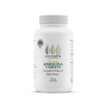 Load image into Gallery viewer, Organic Spirulina Powder 250g