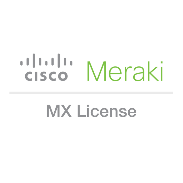 Meraki MX64 License