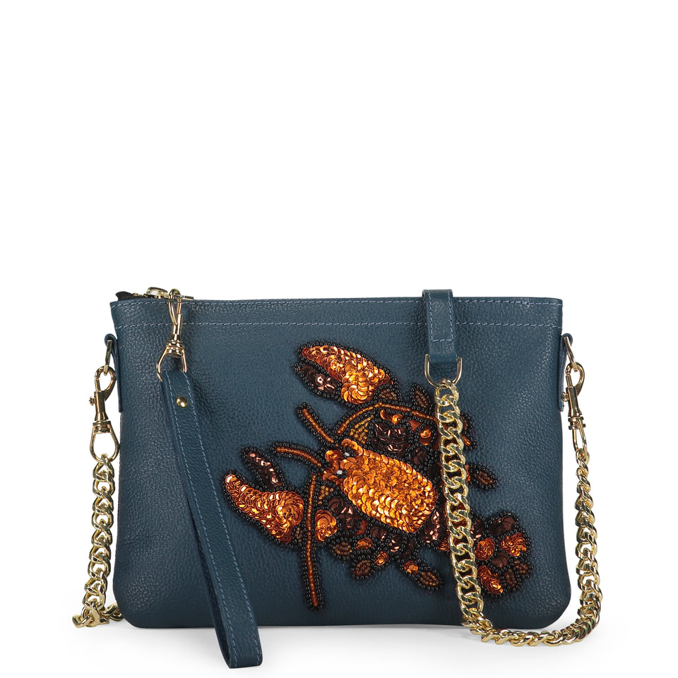Lobster Embellish Bag