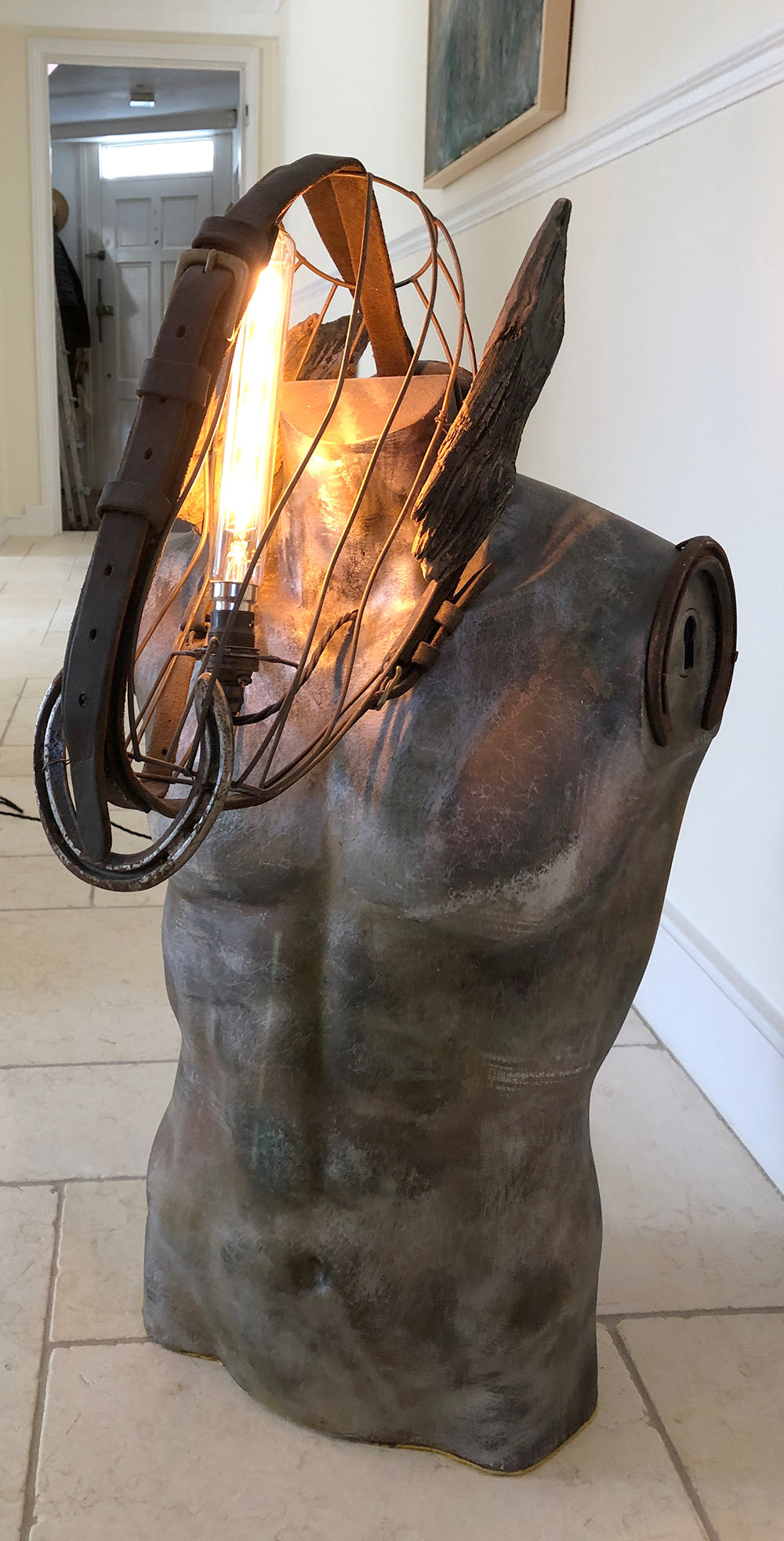 Eques Mannequin Lamp