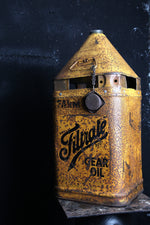 Petrol Head Vintage Oil Can SALE ITEM
