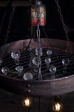 Siv Tea Caddy Chandelier