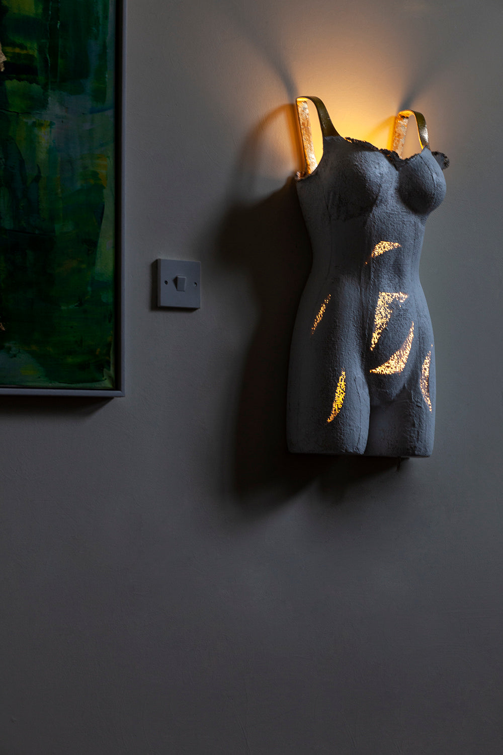 Sexy Siren Wall Light