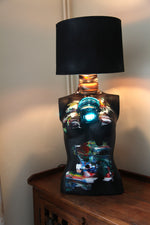 The Swipe Lamp