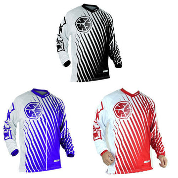 NEW Motorcycle Motocross MX BMX BIKE Shirts JERSEY JsyScoyco_T118 S M L XL XXL Black Blue Red