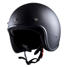 1STorm Motorcycle Open Face Helmet Mopeds Scooter Pilot Half Face Helmet with Detachable Clear Shield: HKY207Clear