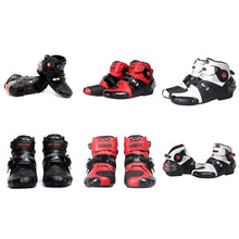 1Storm New Men's Motorcycle Racing Boots A9003