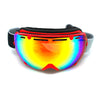 New Adult Snowboard Ski Goggle Anti-Fog Detachable Dual Layer Double Lens Tinted: GK_101