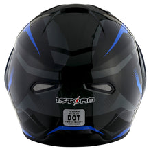 1Storm Motorcycle Street Bike Modular/Flip up Dual Visor/Sun Shield Full Face Helmet: HG339