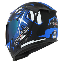 1Storm Motorcycle Full Face Helmet Skull King + One Extra Clear Shield: HJK311