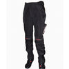 MENS ARMORED MOTORCYCLE PANTS HP02 TEXTILE BLACK W/ KNEE PROTECTOR SIZE 30 32 34