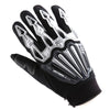 WOW Motocross Motorcycle BMX MX ATV Dirt Bike Bicycle Skeleton Racing Gloves: MXA008