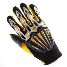 Youth Kids Motocross Gloves Motorcycle BMX MX ATV Dirt Bike Bicycle Cycling  Gloves Skeleton: MXA008(Youth)