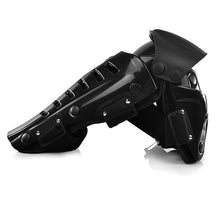 Motorcycle Motocross ATV Dirt Bike Adult Elbow/Knee Guard Protectors HP03 Black