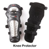 NEW MOTORCYCLE MOTOCROSS STAINLESS STEEL ELBOW KNEE ARMOR PADS PROTECTORS HX_P15 GUARDS