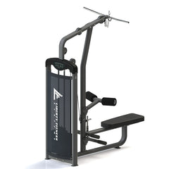 Liberty Fitness Atlantic Series Lat Pulldown / Seated Row