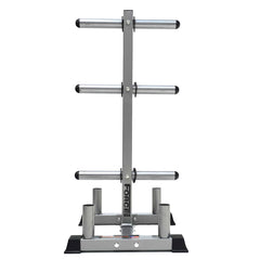 Force USA Olympic Weight Tree with Barbell Holder
