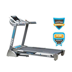 F80 Marathon Runner Treadmill with Polar Wireless Rec & Chest Belt - Garner Fitness Supplies