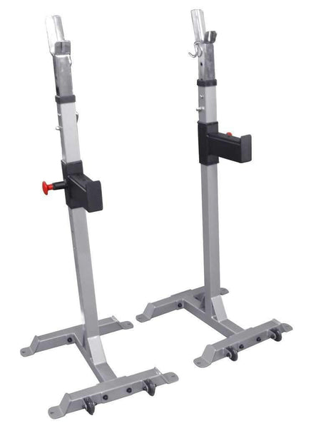 FORCE USA SQUAT STANDS - LASERCUT - Garner Fitness Supplies