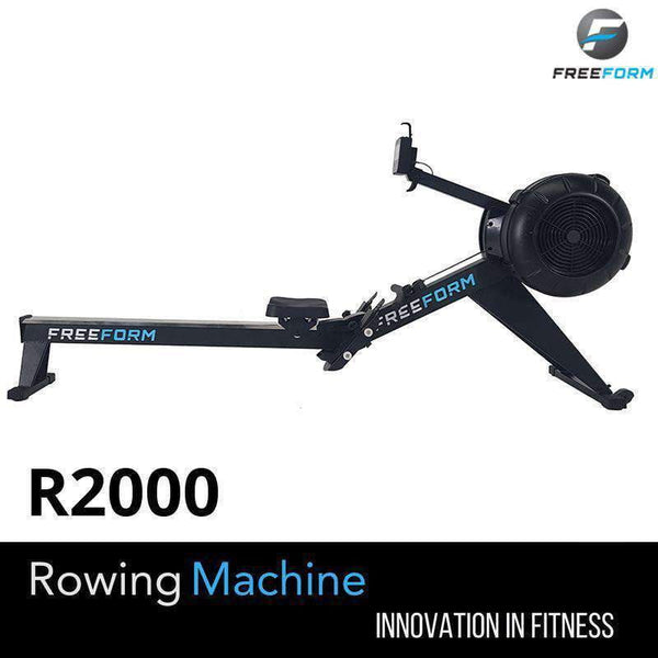 FREEFORM R2000 ROWING MACHINE - Garner Fitness Supplies
