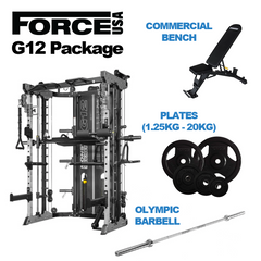 Force USA G12 Home Gym package