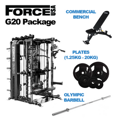 Force USA G20 Home Gym package