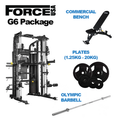 Force USA G6 Home Gym package