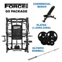 Force USA G9 Home Gym Package