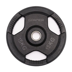Garner Standard Rubber Weight Plate