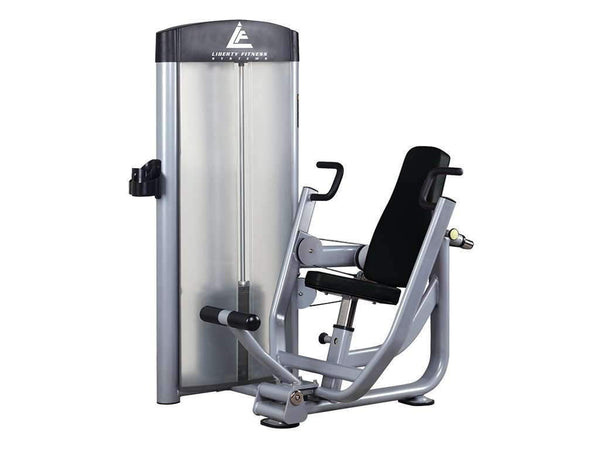 LIBERTY FITNESS ARIZONA SERIES COMMERCIAL SEATED CHEST PRESS - Garner Fitness Supplies