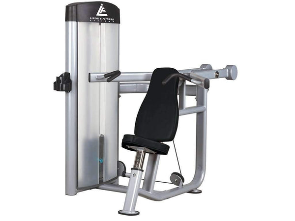 LIBERTY FITNESS ARIZONA SERIES COMMERCIAL SHOULDER PRESS - Garner Fitness Supplies