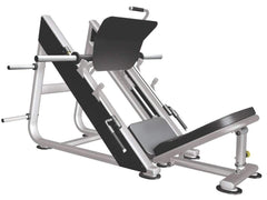 LIBERTY FITNESS PATRIOT SERIES COMMERCIAL 45 DEGREE LEG PRESS - Garner Fitness Supplies