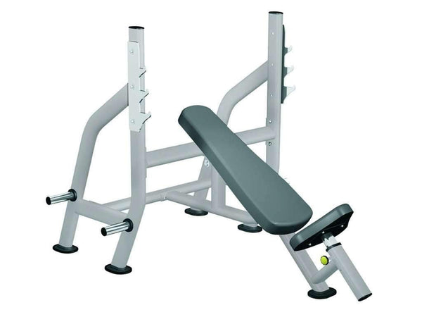 LIBERTY FITNESS PATRIOT SERIES COMMERCIAL OLYMPIC INCLINE BENCH - Garner Fitness Supplies