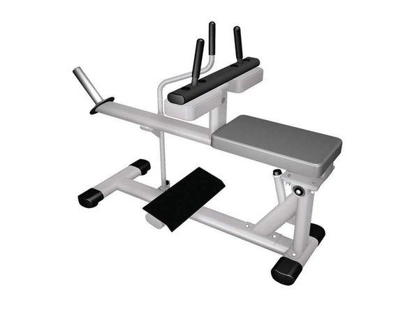 LIBERTY FITNESS PATRIOT SERIES COMMERCIAL SEATED CALF RAISE - Garner Fitness Supplies