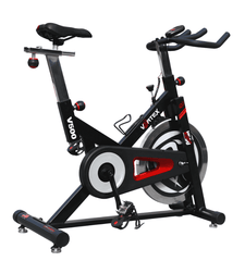 Vortex V500 Spin Bike - 18kg Flywheel - Home Use - Garner Fitness Supplies
