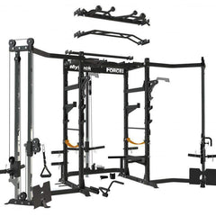 Build Your Custom MyRack - Garner Fitness Supplies