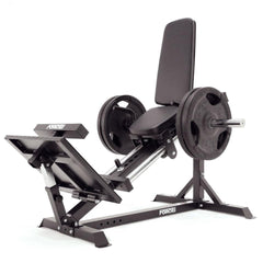 Force USA Compact Standing Leg Press / Calf Raise Combination