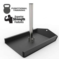 FORCE USA FATBOY PULL SLED - LASERCUT - Garner Fitness Supplies