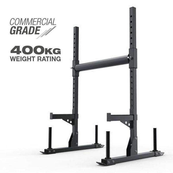 FORCE USA YOKE AND SQUAT STAND COMBO - Garner Fitness Supplies
