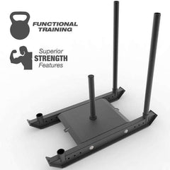 FORCE USA DOG SLED PUSH AND PULL - LASERCUT - Garner Fitness Supplies