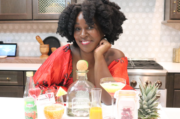 Talking Culinary Culture and Foods for Intimate Wellness With Celeb Chef Cynthia Pean