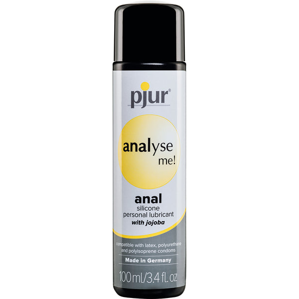 Anylyse Me - Anal Lubricant with Herbal Effect (Silicone Based)