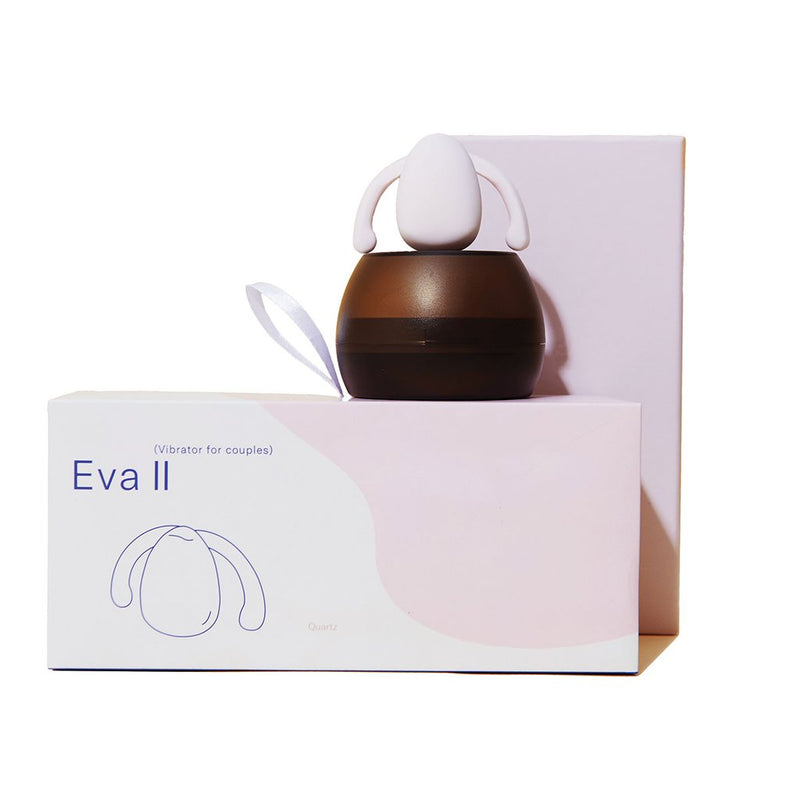 Dame - Eva II Hands Free Partner Optional Vibrator