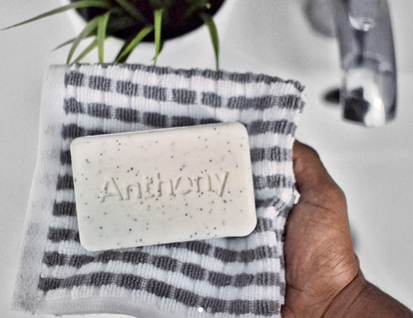 Exfoliating and Cleansing Body and Face Bar