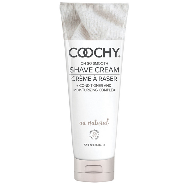 Oh So Smooth Shave Cream - Au Natural