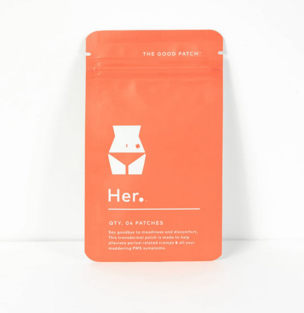 Her. PMS and Hot Flash Relief Patches